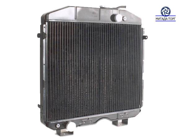 Радиатор водяной 3205-1301010-01