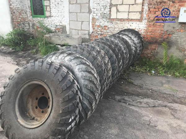 Шины с дисками ГАЗ-66