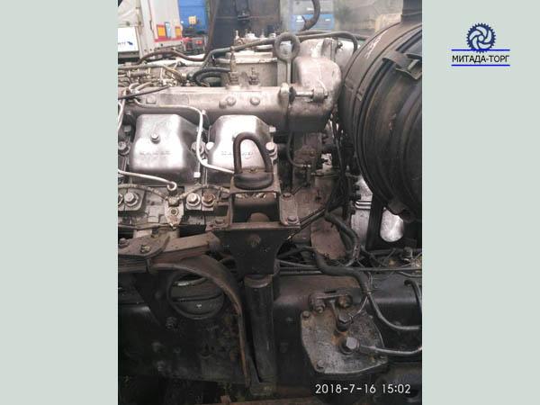 Автомобиль КАМАЗ-43106 6x6