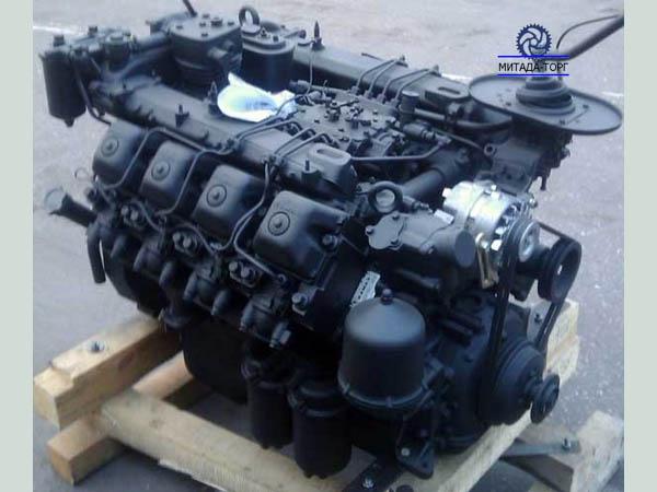 Двигатель КАМАЗ 740.10 210 л.с.