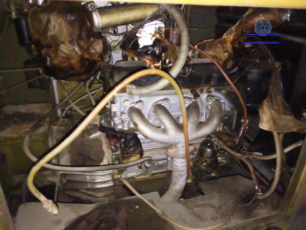 Мотонасосная установка МНУМ-50