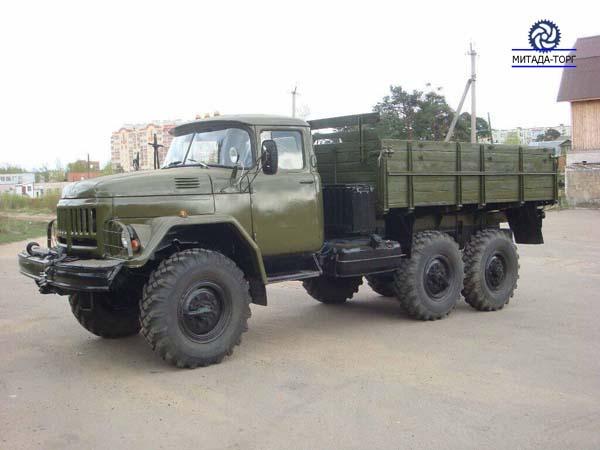Автомобиль ЗИЛ-131 6x6