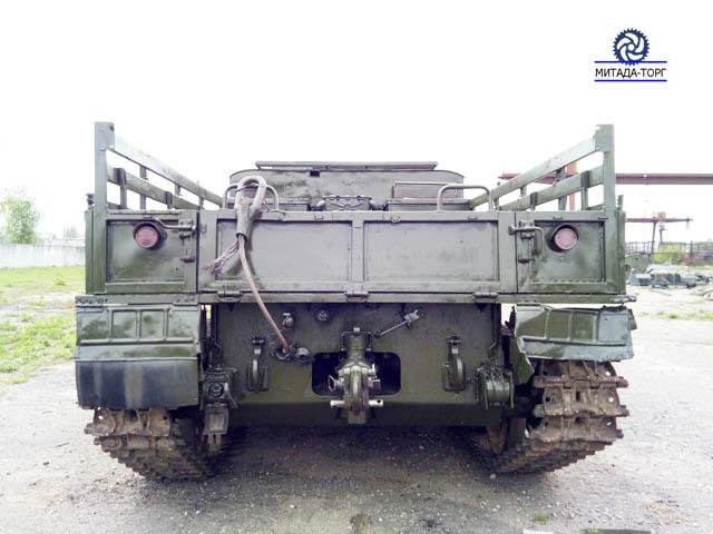 Гусеничный тягач  АТС 59Г