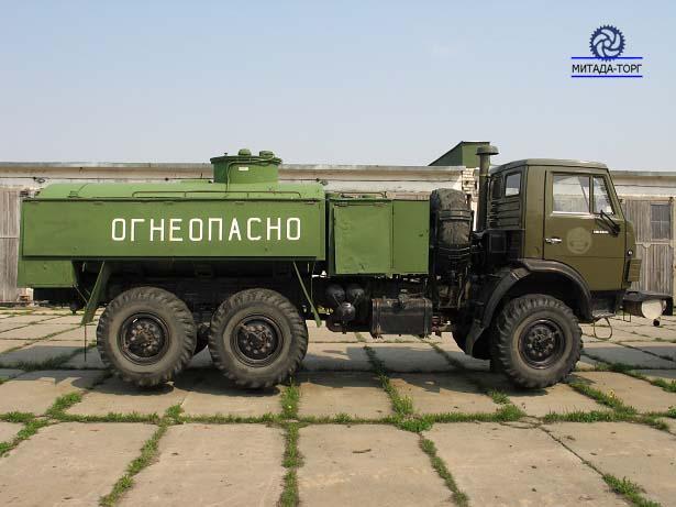 Автозаправщик АТМЗ-5,5-4310