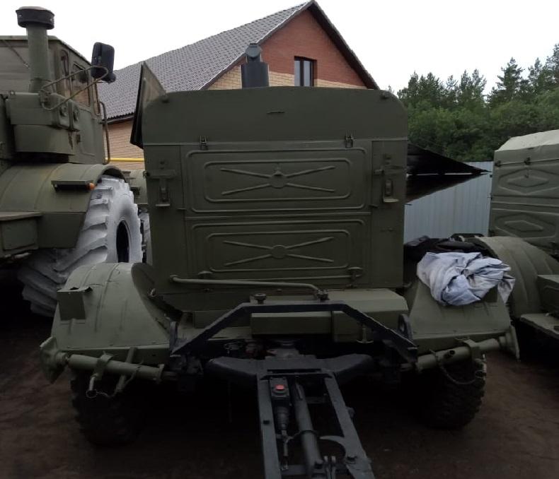 Передвижная насосная установка ПНУ-100/200М (К)