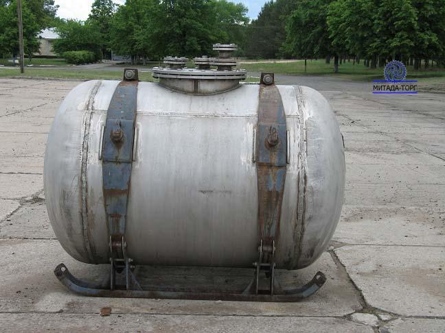 Резервуар из нержавеющей стали РН-2