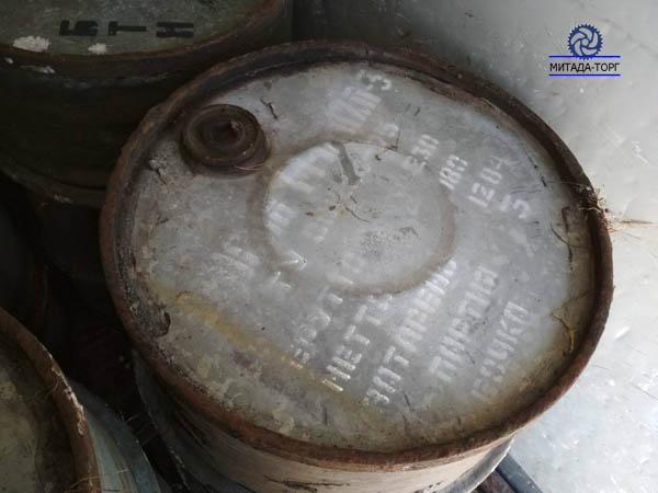 Бочка БСО-200 оцинкованная